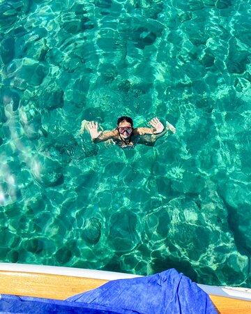 Naoussa, اليونان: Daily & Sunset Cruises Naousa Paros #pantasoulas_daily_cruises 