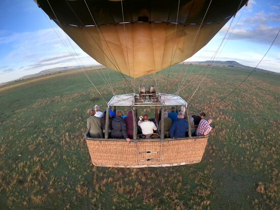 Serengeti Balloon Safari Photo