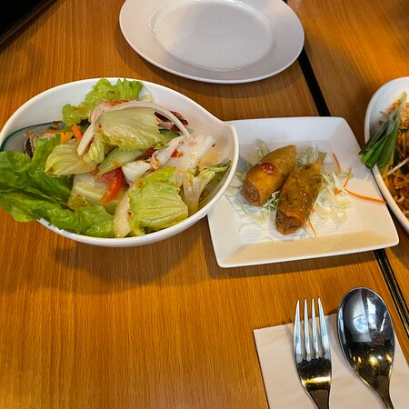 Want some Thai food?