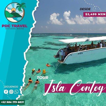Isla Contoy, México: 🏖🇲🇽 Contoy, la isla paradisíaca donde todo mundo sueña vivir 🏝🦎 Nosotros te llevamos a que la conozcas, y disfrutes de su maravillosa naturaleza que la caracteriza como una de las islas más hermosas del caribe. 🌤 Además de en ella habitar gran variedad de aves 🦅   Reserva ahora mismo:  📲 +52 984 179 6831   #islacontoy #paraiso #playa #sol #naturaleza #aves #snorkeling #paseo #mexico #cancun #caribemexicano #rivieramaya #PDCTravel
