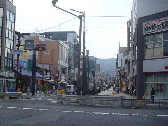 Sanjodori Street