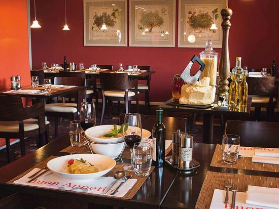 Egerkingen, Schweiz: Restaurant