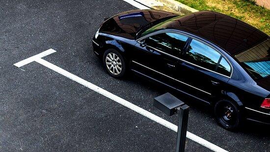 Luxury Inn Suites Property Amenity Parking