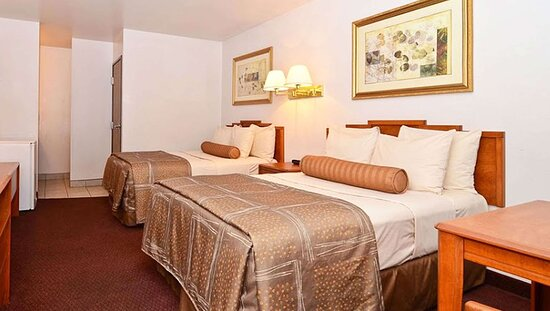 MH ManitouSprings ManitouSprings CO GuestRoom DoubleBed