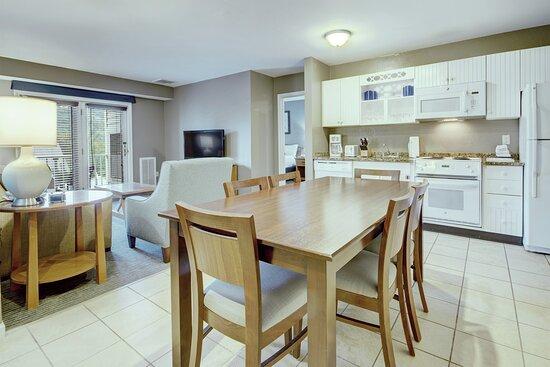 Dining Room - Club Wyndham Bentley Brook