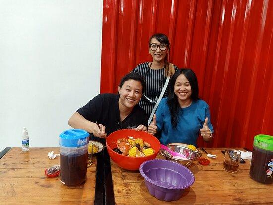 Afterbreak Seafood Semarang