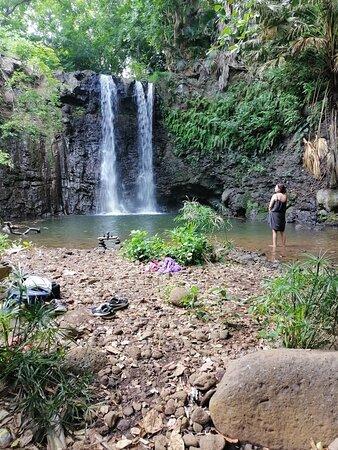 Wild South Hiking Trip: Kaskad Mamzel