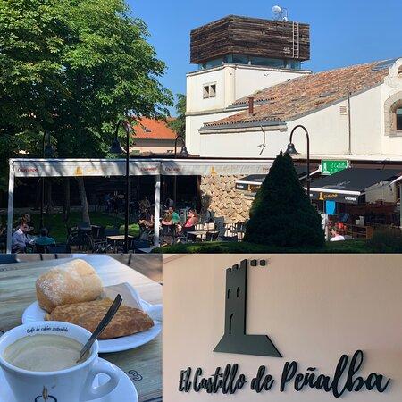 Desayunos El Castillo de Peñalba