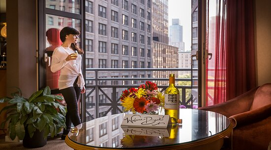 Hotel Giraffe by Library Hotel Collection, hôtels à New York