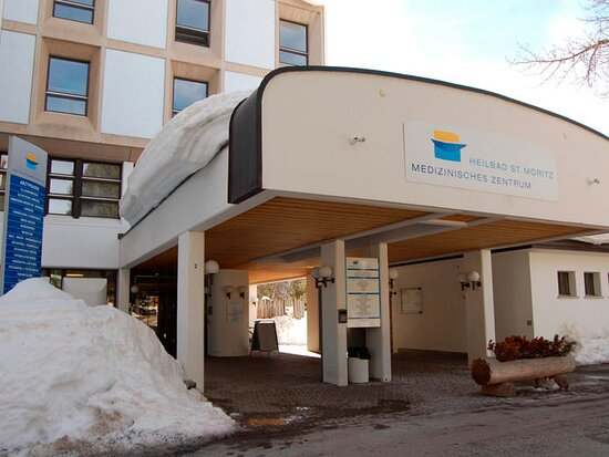 MTZ Heilbad St. Moritz