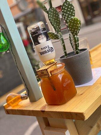 Michelada: Mexikansk version av en Bloody Mary. Perfekt om du är törstig och hungrig samtidigt ;)