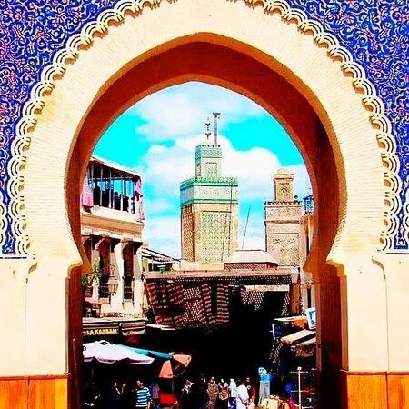 Tour nel deserto del Marocco da Marrakech a fes