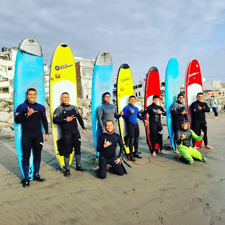 Boqueron Surf School