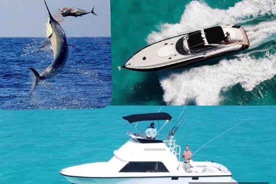 Fishing cancun yachts
