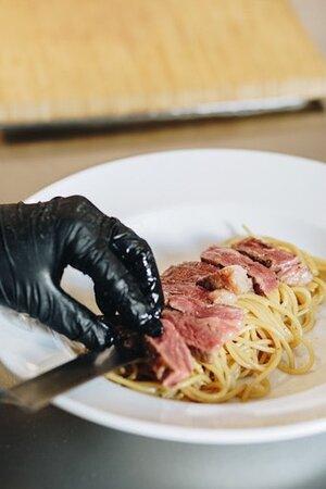 wagyu spaghetti