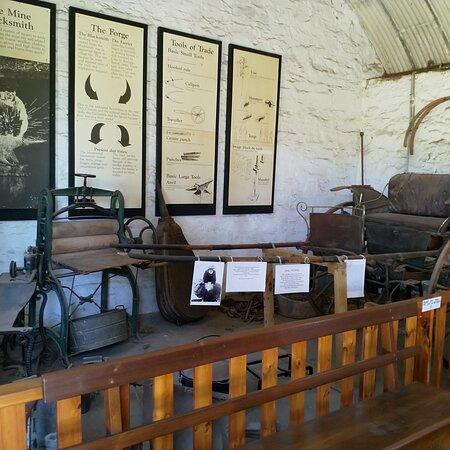 Bon Accord Mine Museum
