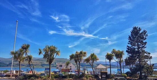 Delight in panoramic sea views whilst dining on our alfresco terrace