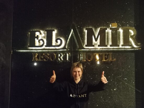 Elamir resort hotel 4*