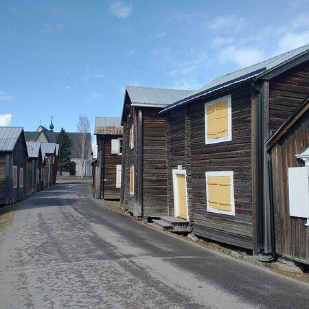 Ojeby Kyrkstad