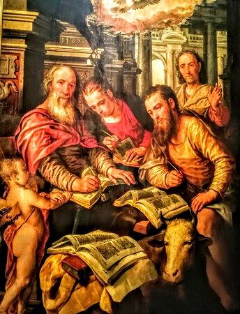 I Quattro Evangelisti - Joachim Beuckelaer