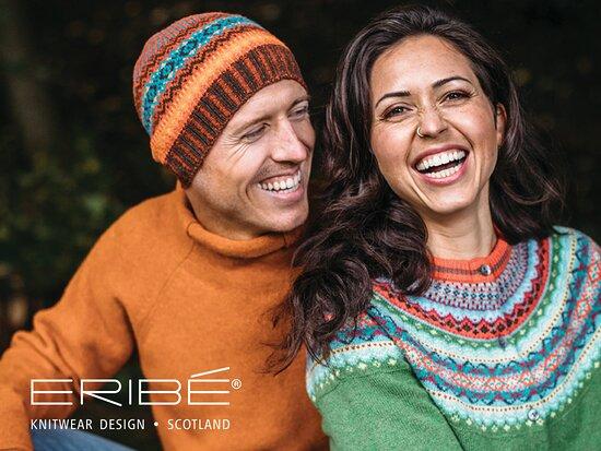 Melrose, UK: Eribe Knitwear
