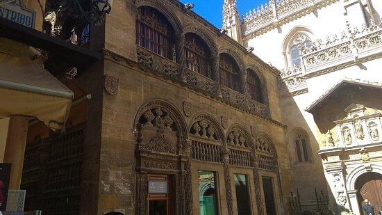Granada, Spain: Detalle exterior_1