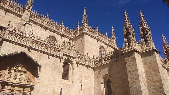 Granada, Spain: Detalle exterior_2