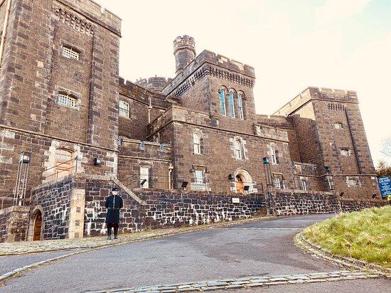 Stirling jail