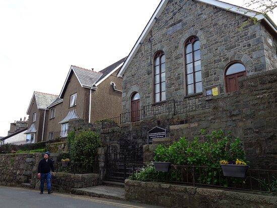 Church Of St David In Seion