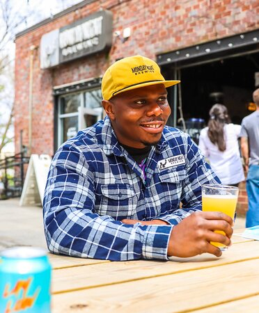 Spring calls for patio beers and flannels because it's ATL, and the weather does whatever it wants.