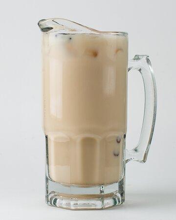 Напитки в Saperavi cafe