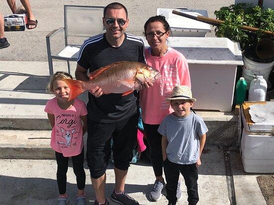 Family friendly fishing trips!