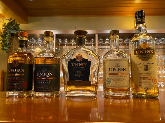 Union Distillery Maltwhisky do Brasil