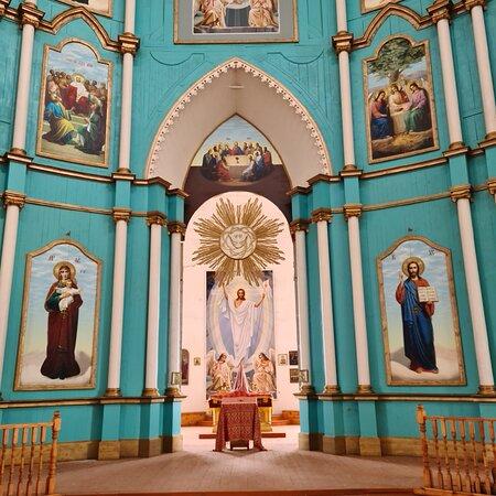 Gus-Zhelezny, Rússia: Похож на европейский собор