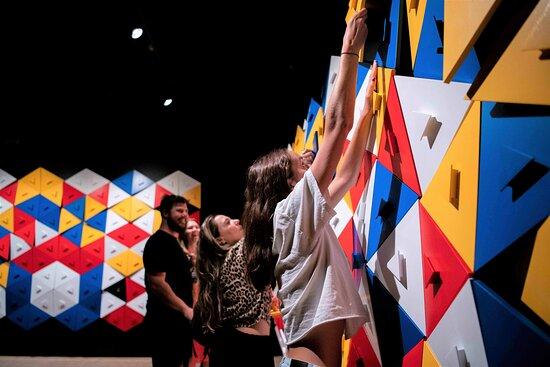 Past interactive installation 'Shared Stories' at Whangārei Art Museum.