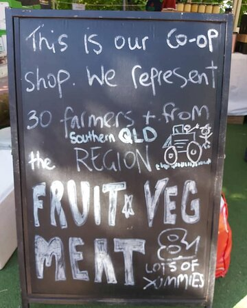 Stanthorpe, Australia: These markets sell only local produce