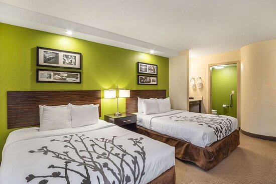 Guest room with queen bed(s)