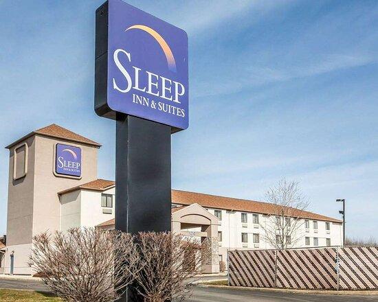 Sleep Inn & Suites Near I-90 And Ashtabula
