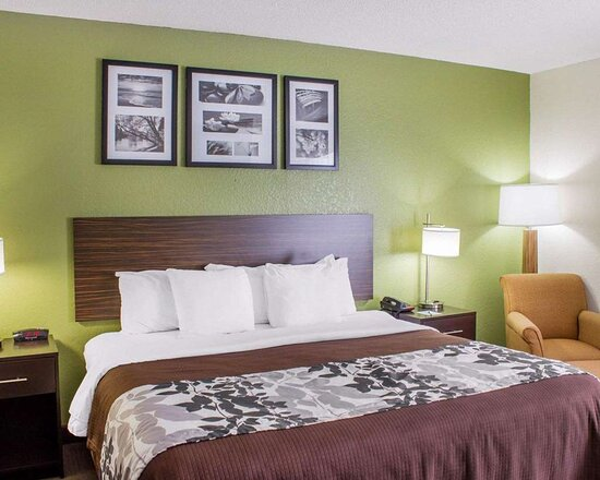 Spacious suite