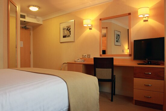 Northop, UK: Standard Room with Free WIFI, Freeview and Sky Sports