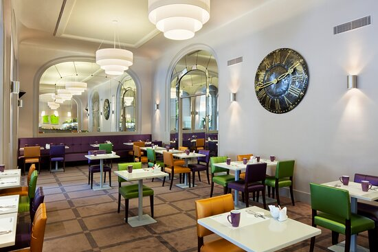 Breakfast restaurant  Holiday Inn Paris Gare de Lyon Bastille
