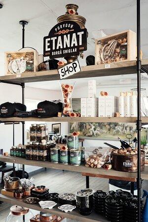 Porvoon Etanat - Snail Shop