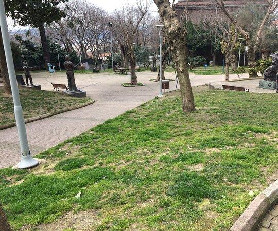 Şairler Sofası Parkı