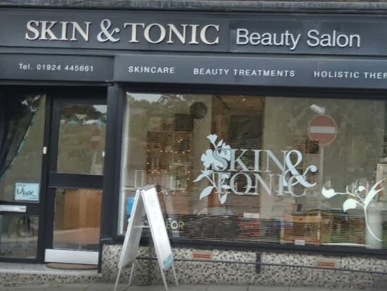 Our salon is located on Upper Commercial Street.