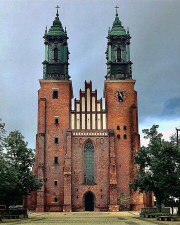 Bazylika Archikatedralna, Ostrów Tumski.