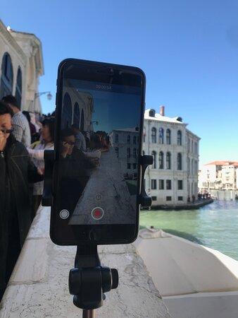 Venice, Italy: 🥰