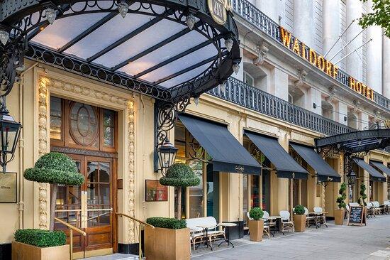 The Waldorf Hilton London, hôtels à Londres