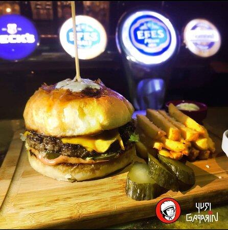 Yuri burger