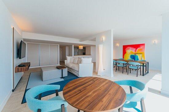 3 BR Penthouse Suite