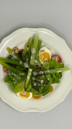 Asparagus Appetizer Special